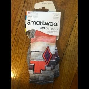 Smartwool Women's PhD Outdoor Crew Hiking Socks